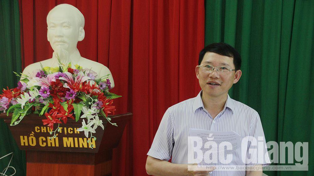 Phó Chủ tịch UBND tỉnh Lê Ánh Dương: Thực hiện đúng quy định hỗ trợ đối tượng bị ảnh hưởng bởi dịch Covid-19